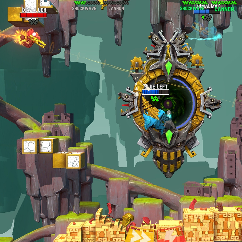 Antegods in-game screenshot